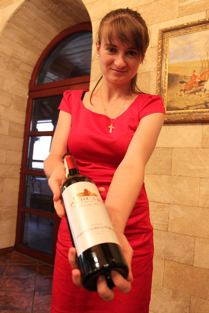 Vingården har god grunn til å være stolte av sine viner.