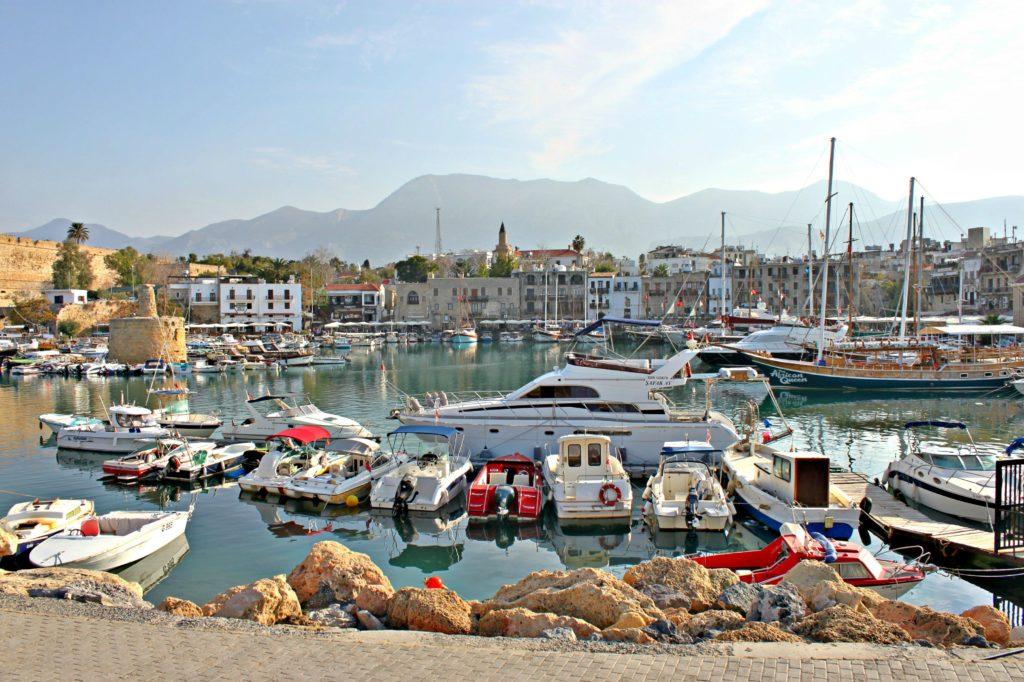 ELDGAMMEL: Havnebyen Kyrenia er 6000 år.