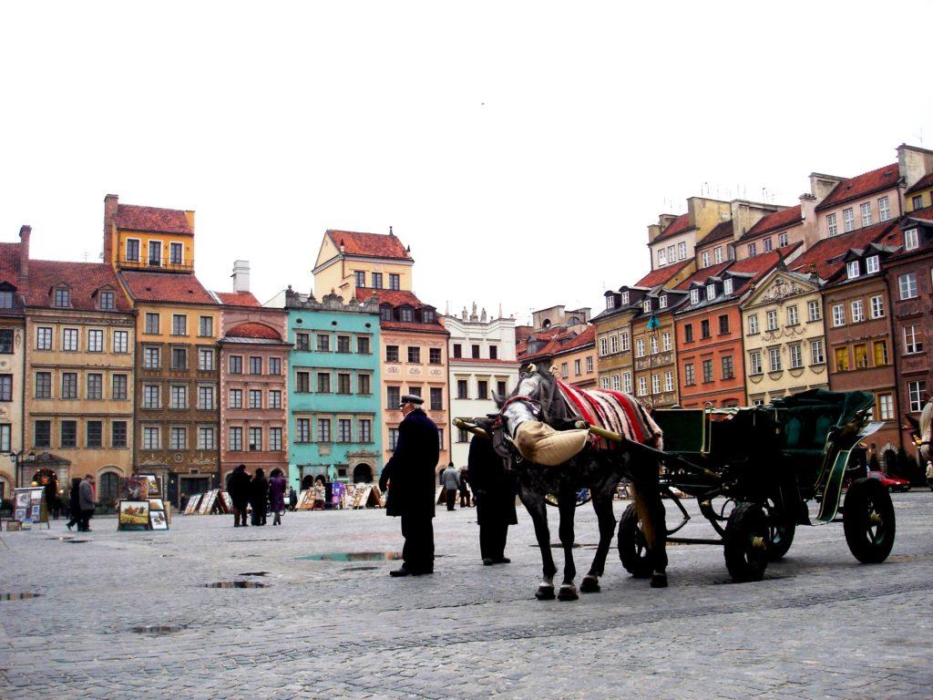 Warsawa-gamlebyen