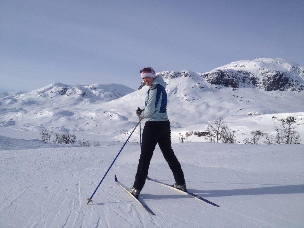 WIDE OPEN: Haradangervidda og Haukelifjell.