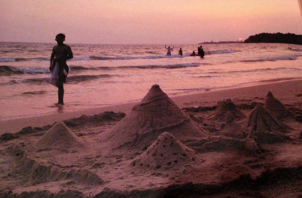 Ochheuteal Beach, Sihanoukville.