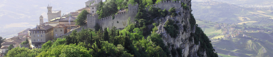 Landet på klippetoppen