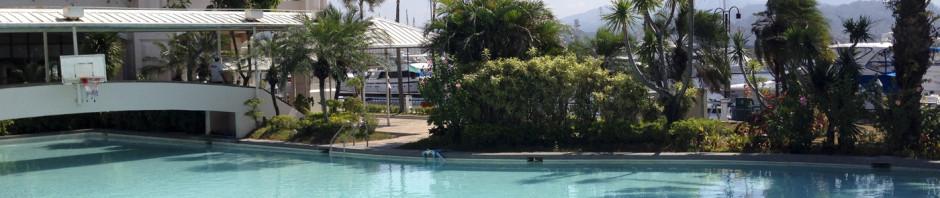 "Upålitelig ""luksus"" på Subic Bay Yacht Club"