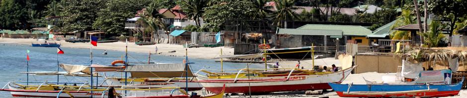 Bangkabåttur i Subic Bay