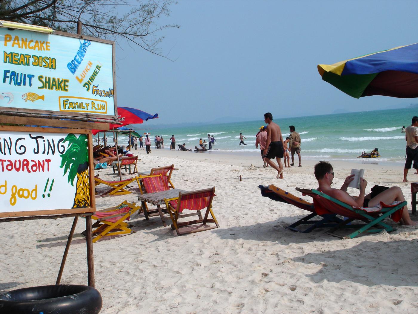 strand kambodia