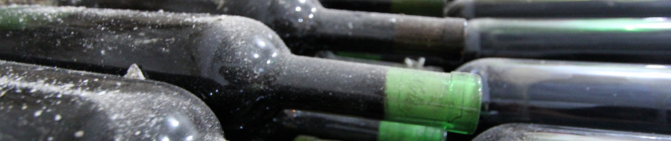 Smaken av verdens eldste vin