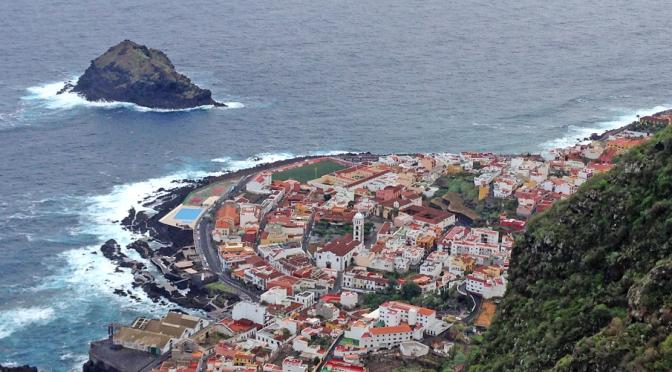 Tenerifes viktigste havneby forsvant