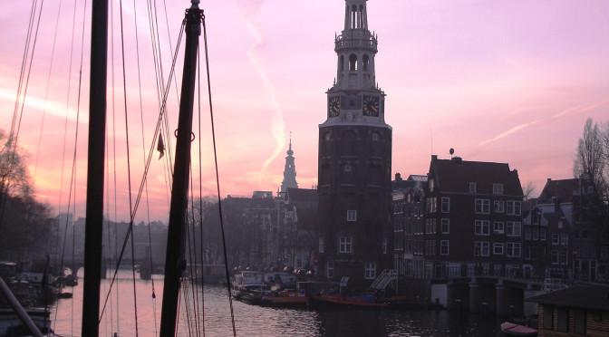 Amsterdam året rundt