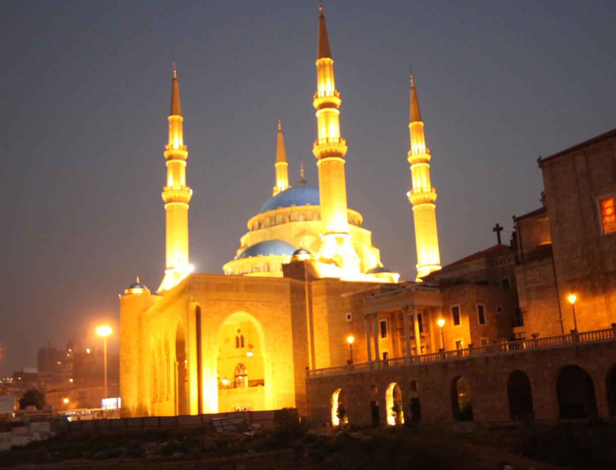 Mohammad Al-Amin-moskeen.