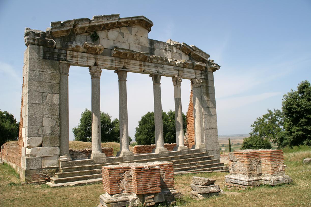 Ruinene i Apolloni er omtalt