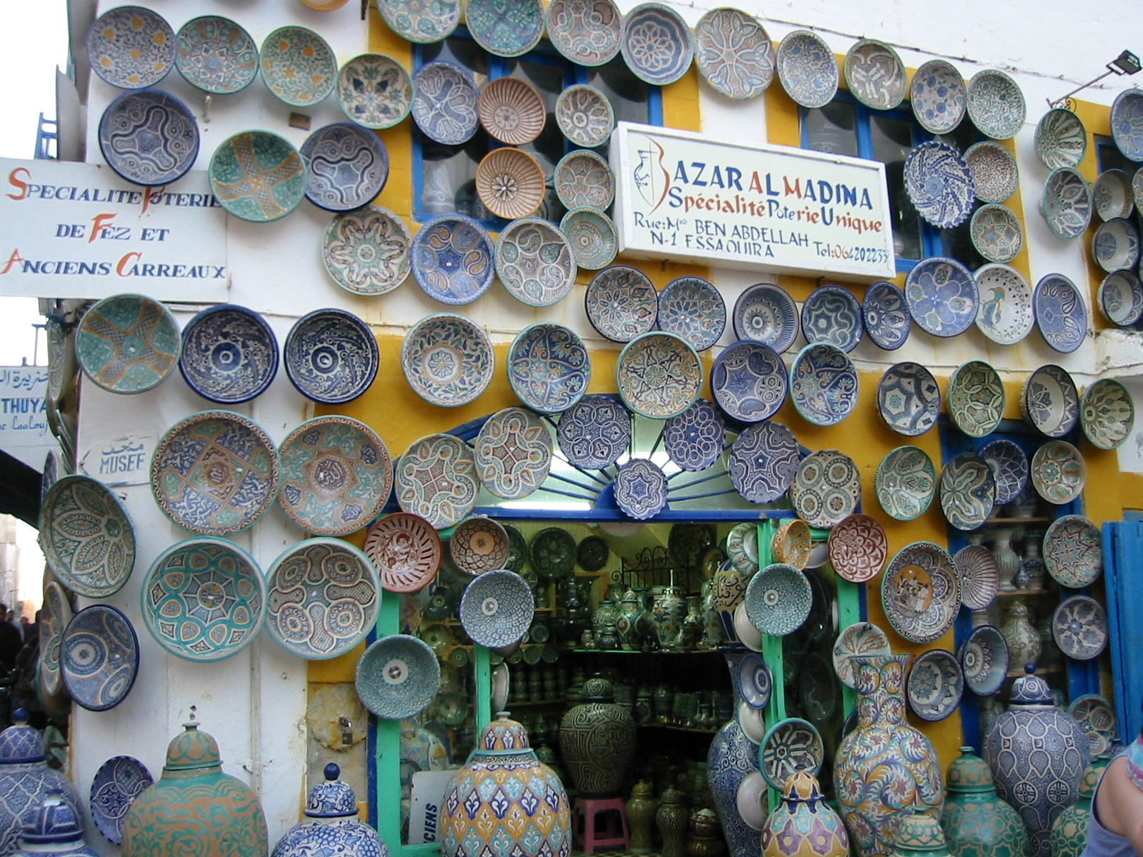 Keramikk til slags i alle farger!