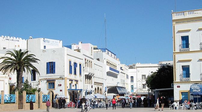 Essaouira på egenhånd