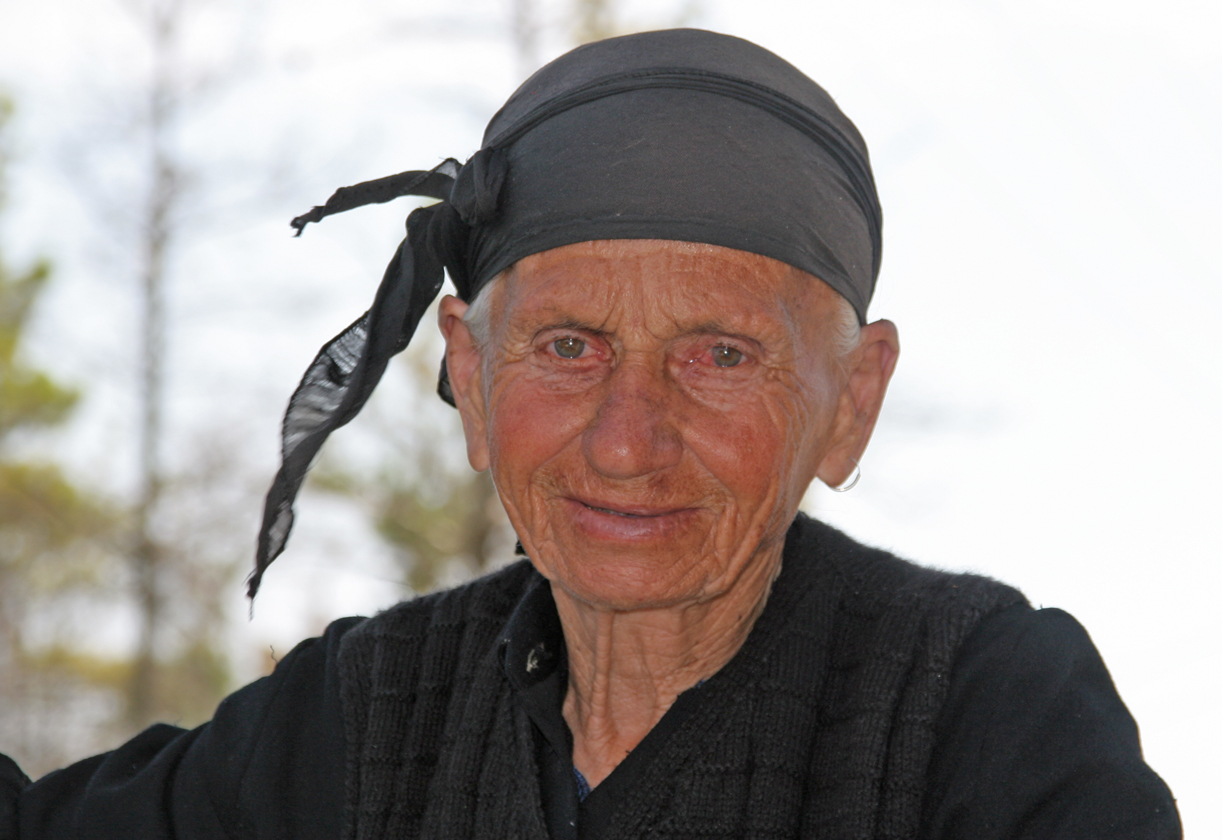 De eldre snakker ikke engelsk, men er svært hyggelige og gjør det de kan for sine besøkende.
