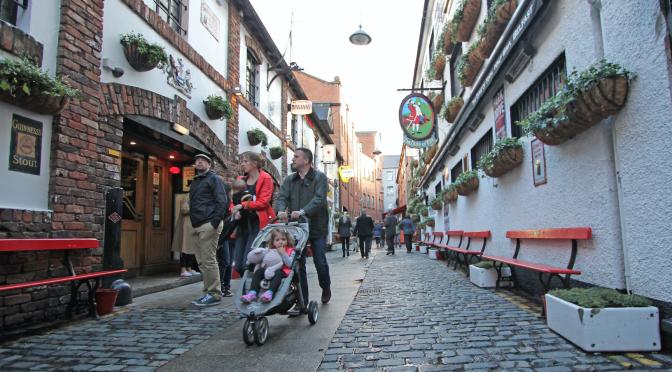 Fem ting du må gjøre i Belfast