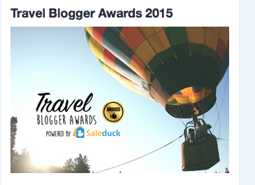 Saleduck Travel Awards logo
