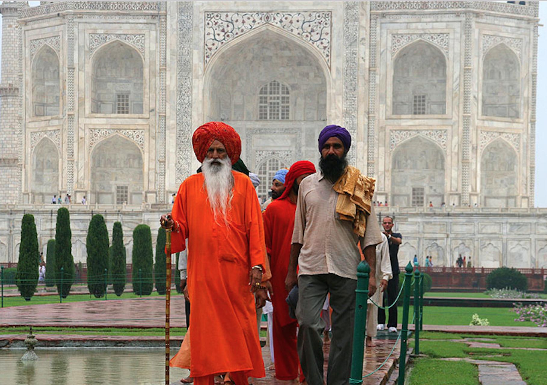 India Taj Mahal Skjermbilde 2015-11-21 kl. 22.41.42
