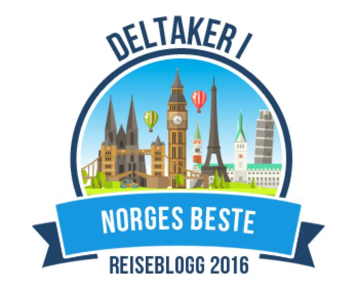 Norges beste reisebogg