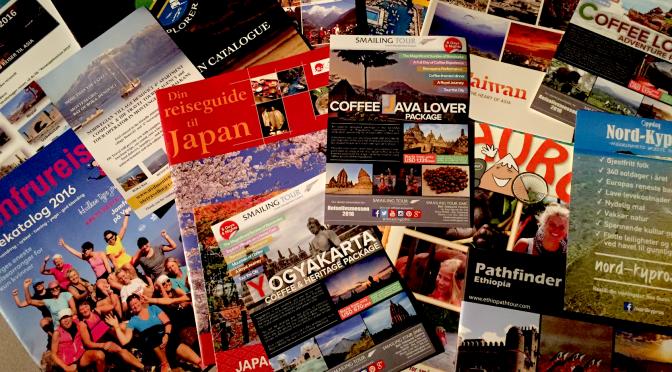 Reiselivsmessa 2016: – en smak av verden