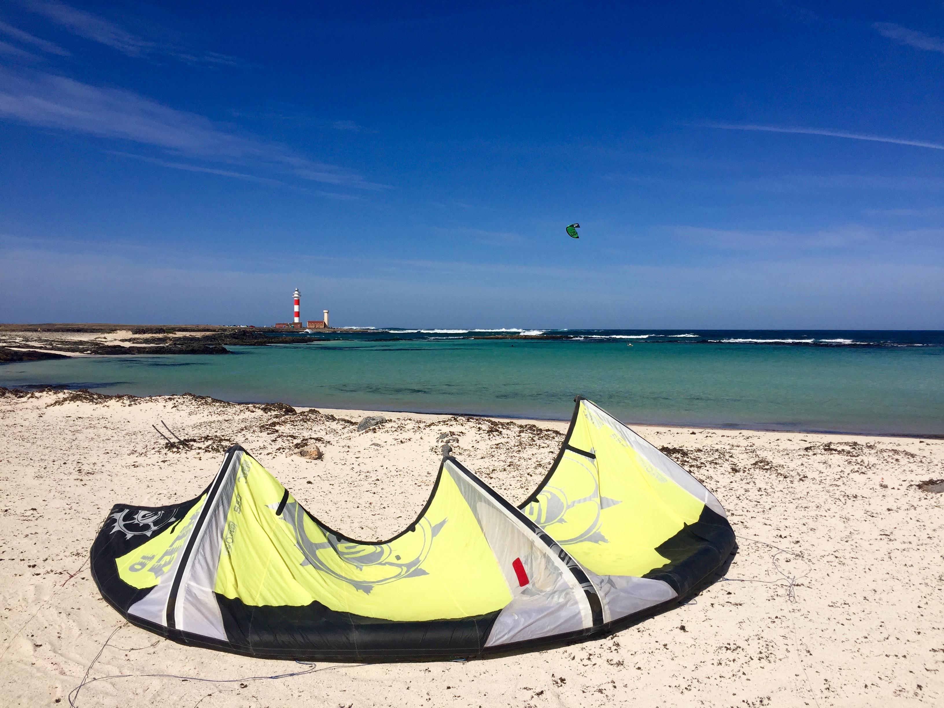 El Cotillo er fortsatt et lite kjent strand og surfeparadis på Fuerteventura.