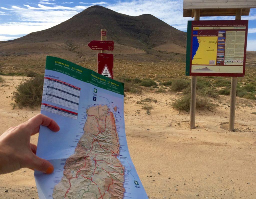 Tja.. og hvor er man så NÅ? Ingen GPS og ikke så altfor godt merkede veier..