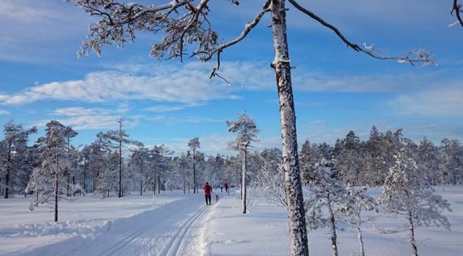 Hurumlandets  vintereventyr