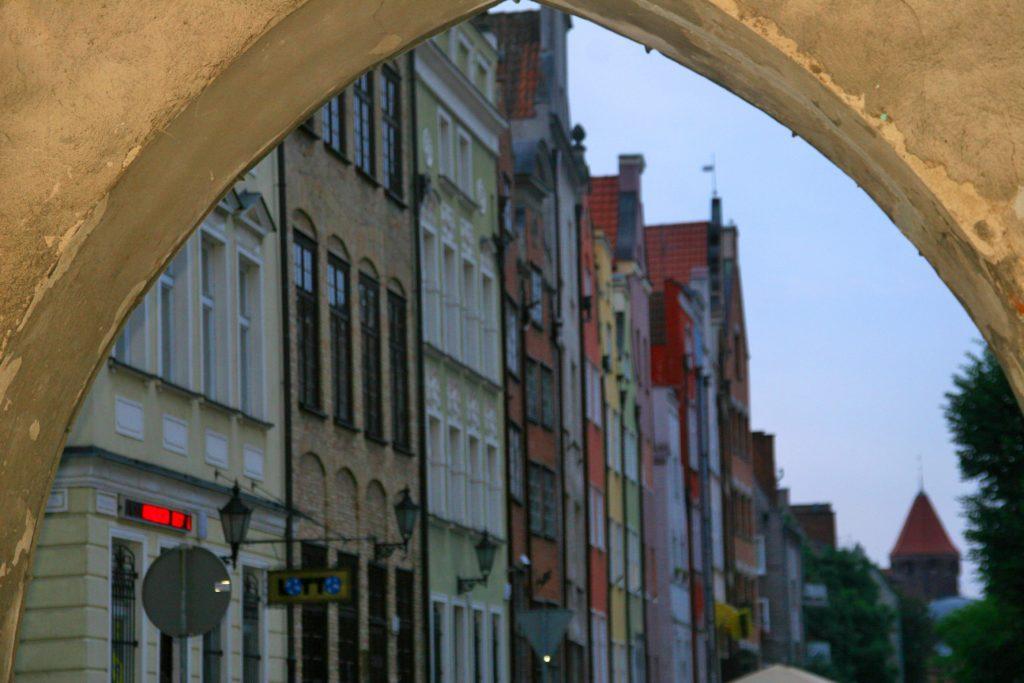 HANSABY: I Middelalderen var Gdansk en av Hansabyen langs Østersjøen. Mesteparten av det du ser er bygget opp etter andre verdenskrig.
