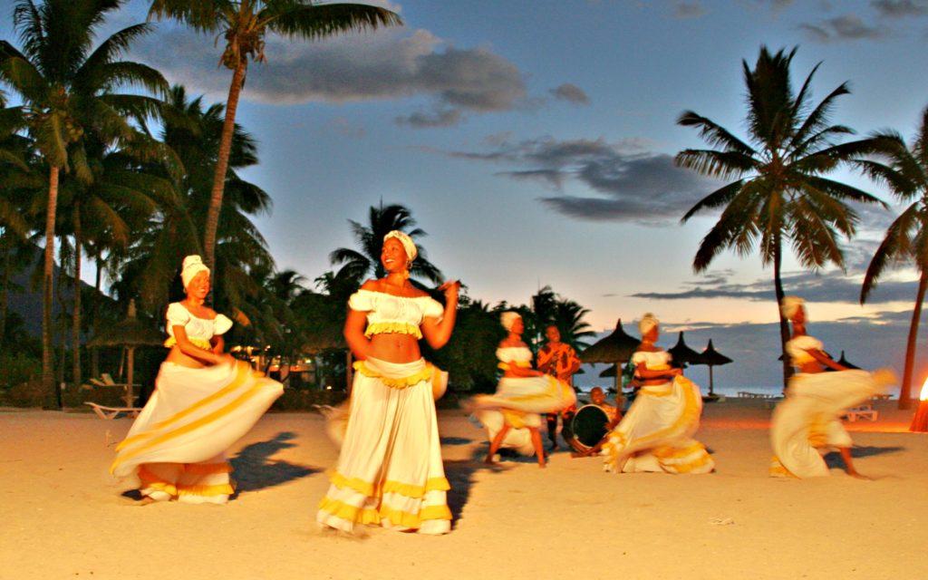 Mauritiussegadance