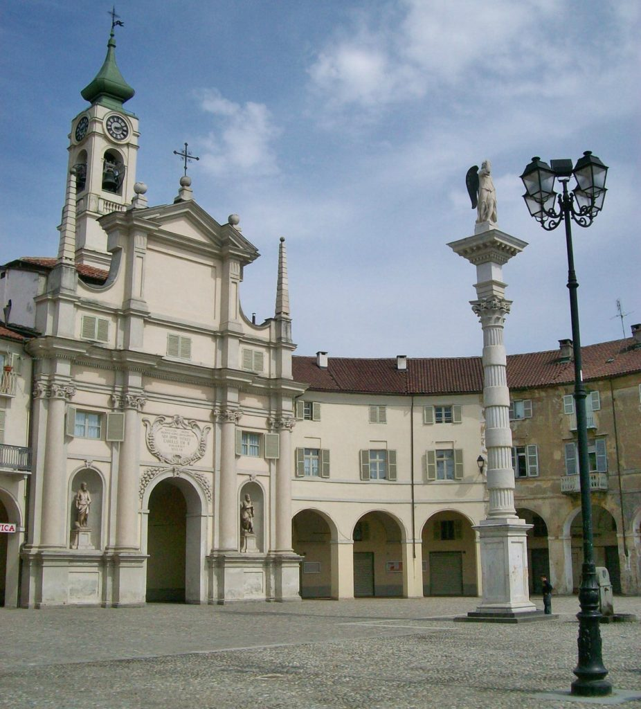 HOVEDSTAD: Torino var landets første hovedstad. Her fra Venaria palasset. Foto: Randi Langvik.