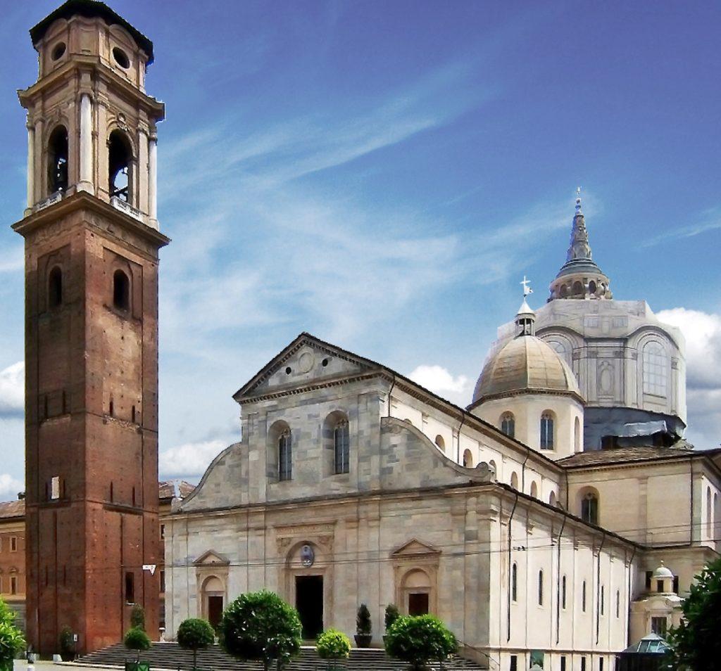 """LITE KJENT: Torino er for mange kun en """"OL-by"""". Byen har mye å by på om sommeren også. Foto: Randi Langvik."""