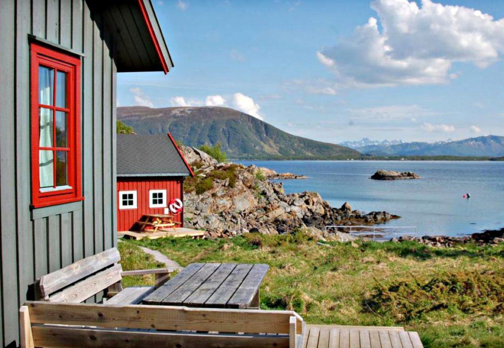 Guvaghytta Nordland - foto kristin green nicolaysen.