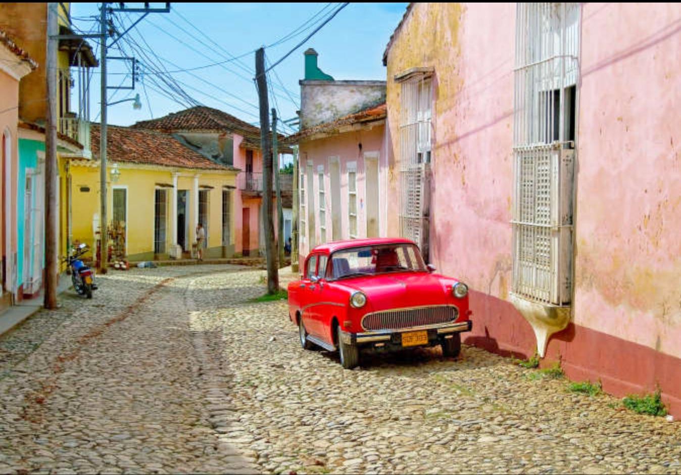 CUBA: Apollo har god omstening på turene til Cuba, og anbefaler dette for venner og venninner som vil på tur sammen. FOTO: APOLLO.