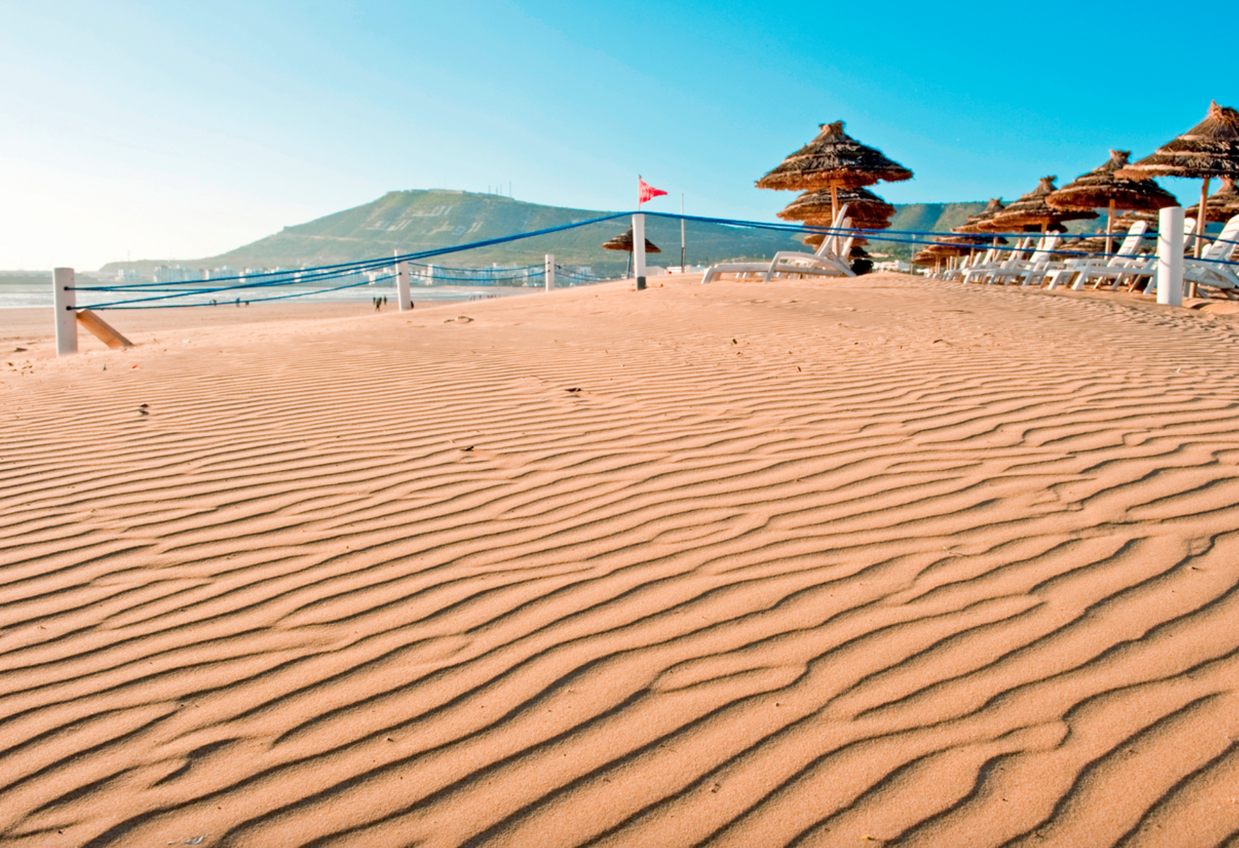 MAROKKO: Agadir og Marrakesh er hotte byer i Nord-Afrika. Foto: STARTOUR.