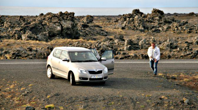 Fem grunner til å leie bil på Island