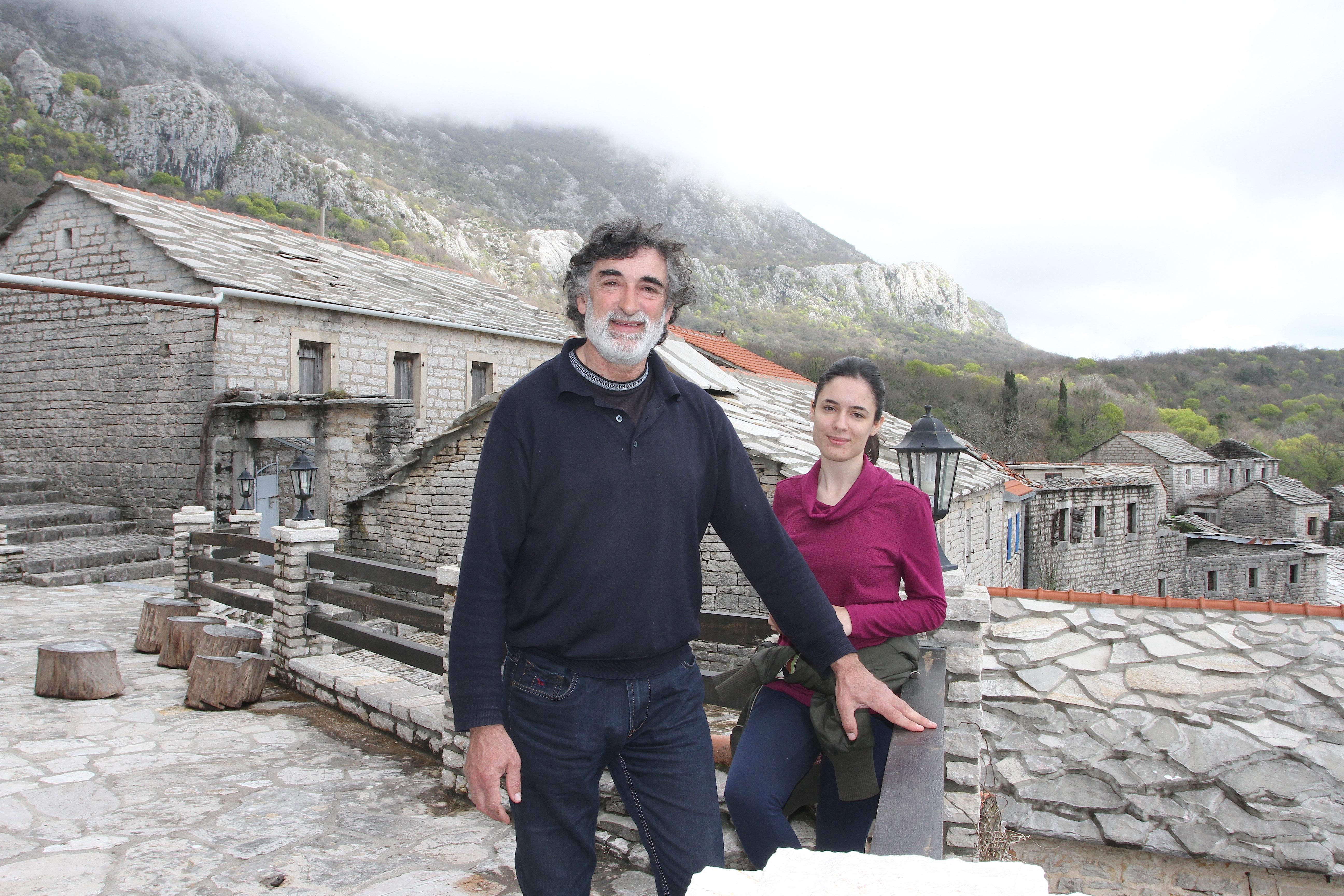 montenegro-fjellandsby