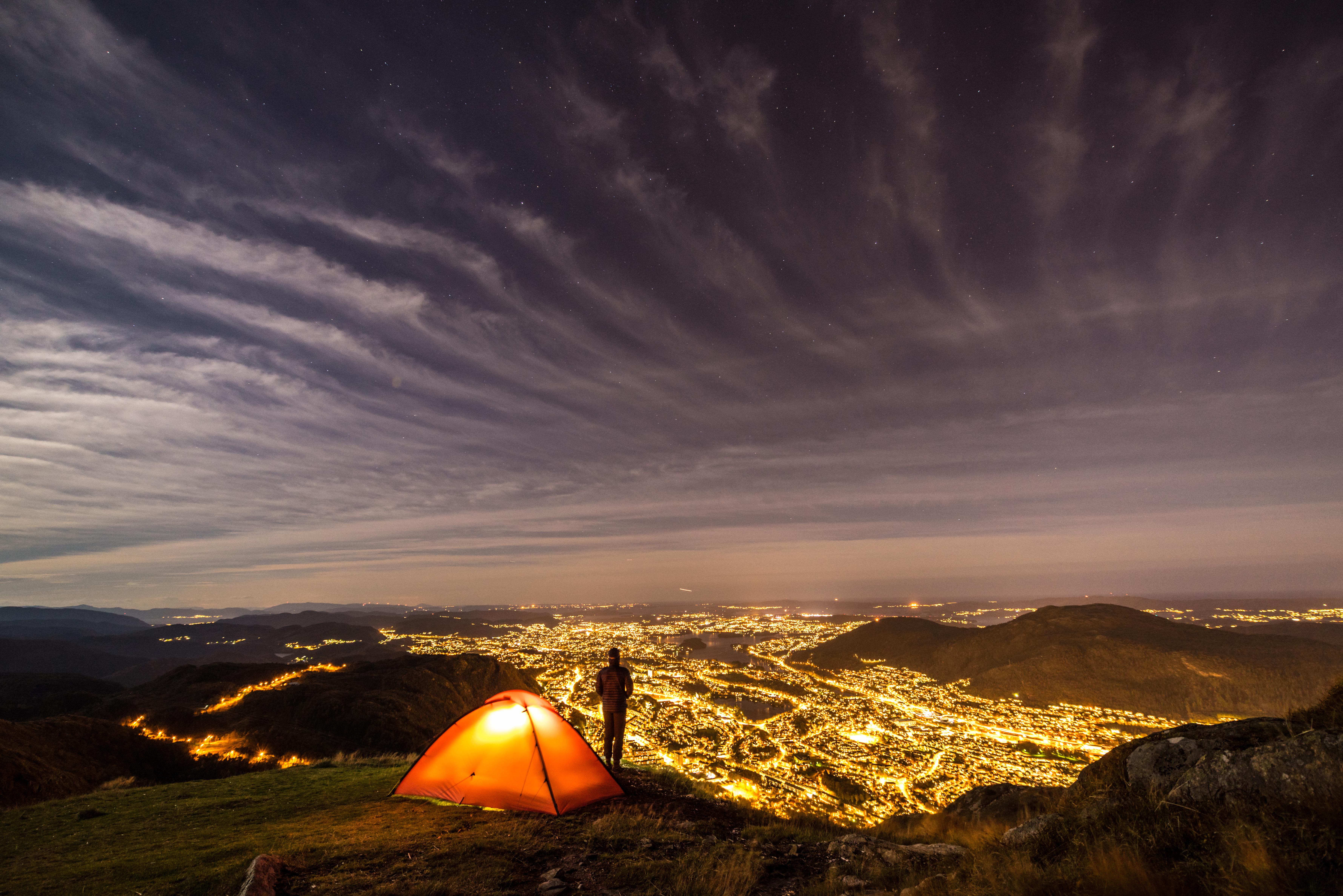 hoteller utenfor bergen