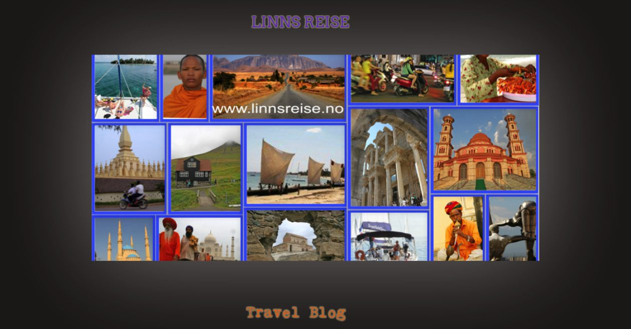 Linns Reise – Travel Blog